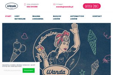 WANDA SP. Z O. O. - Cukiernia Kąty Wrocławskie