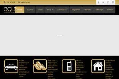 Lombard Gold. Skup złota, pożyczki pod zastaw, serwis gsm - Serwis telefonów Szczecin