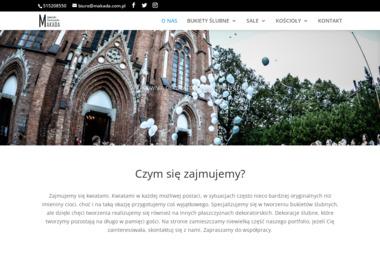 Studio DekoratorskoFlorystyczne MaKaDa - Dekorator wnętrz Łomianki Dolne