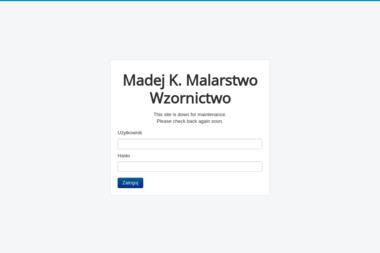 Malarstwo Wzornictwo Madej K. Malarstwo, rysunek, grafika - Wzornictwo użytkowe Toruń
