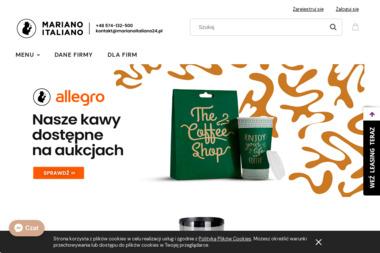 Mariano Italiano - Ekspresy do Kawy Pszczyna
