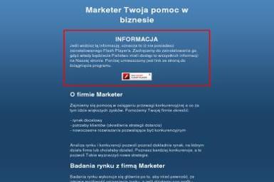 Marketer - Kurs marketingu Sopot