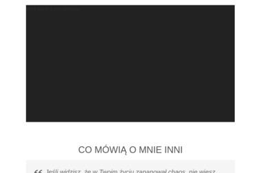 Marzena Cholerzyńska Life & Business Coach - Szkolenia menedżerskie Bydgoszcz