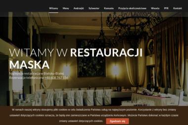 Restauracja Maska - Room Service Bielsko-Biała