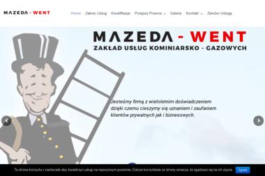 Zakład Usług Kominiarsko-Gazowych Mazeda-Went s.c. - Czyszczenie Komina ze Smoły Poznań
