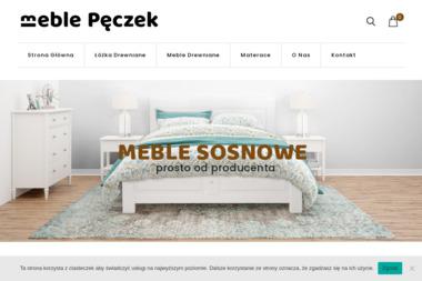 Zakład Stolarstwa Meblowego Wiesław Pęczek - Meble na wymiar Żarnówka