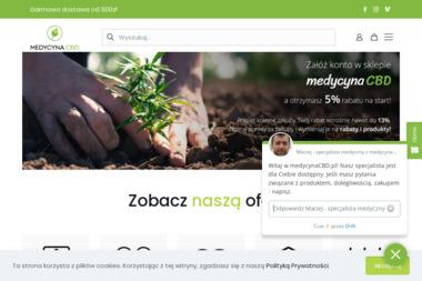Medycyna CBD Maciej Pawłowski - Medycyna naturalna Brynica