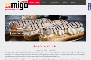 Cukiernia MIGO - Gastronomia Górzno