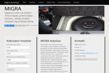 Migra Auto-Gaz - Auto gaz Rybnik