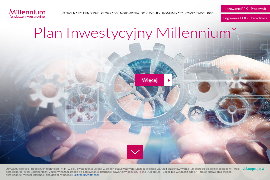 Millennium Fundusz Inwestycyjny Otwarty - Venture capital Warszawa