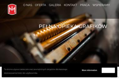 MIM. Naklejki, etykiety, taśmy samoprzylepne - Drukarnie etykiet Poznań