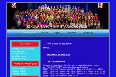 Szkoła Tańca Mim Małgorzata Dziamka - Szkoła tańca Starachowice