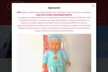 M&Z Inwestycje Sp. z o.o. - Finansowanie Startupów Gdynia