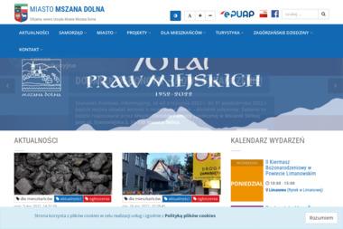 Zakład Gospodarki Komunalnej - Wywóz Gruzu Mszana Dolna