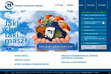 M-Trans s.c. Wywóz gruzu, śmieci, odpadów - Wywóz Gruzu Wrocław