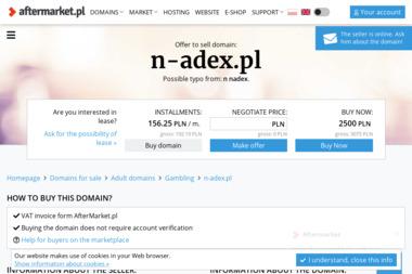 FUH NADEX. Elektronarzędzia - Naprawa Wiertarek Gliwice