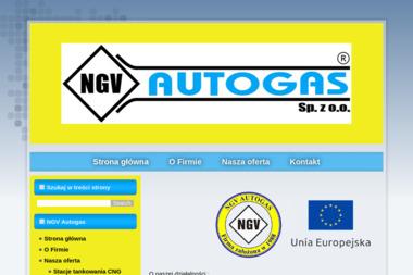 Ngv Autogas Sp. z o.o. (Centrala) - Auto gaz Kraków