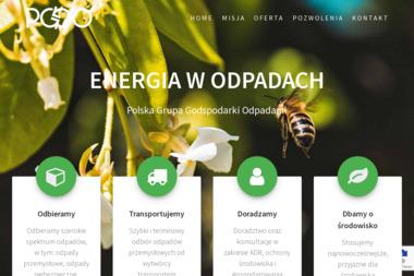 Polska Grupa Gospodarki Odpadami Ekogal-Ekopur S.A. - Wywóz Gruzu Zgierz