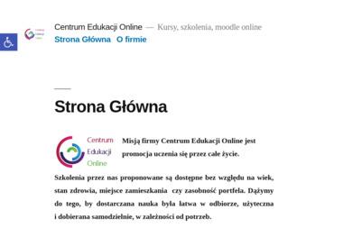 Centrum Edukacji Online Małgorzata Suwaj - Szkolenia Budzów