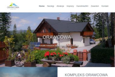 Dom Wczasowy Orawcowa - Turystyka, sport, rekreacja, usługi Zwardoń