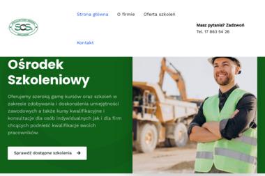 Specjalistyczny Ośrodek Szkoleniowy Nita Józefa - Kurs Operatora Wózka Widłowego Rzeszów