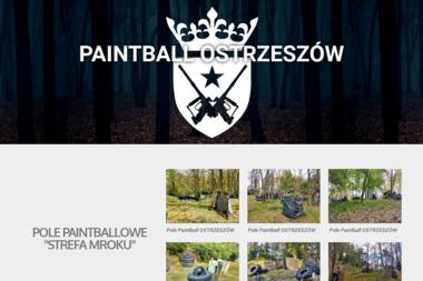 Paintball Ostrzeszów - Pirotechnika Ostrzeszów