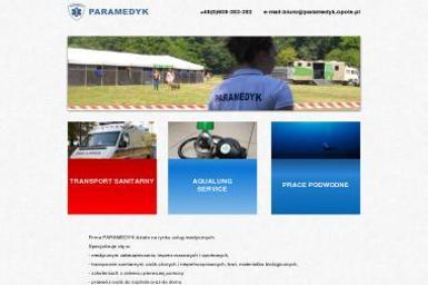 Paramedyk Marcin Kwiatkowski - Kurs pierwszej pomocy Karczów