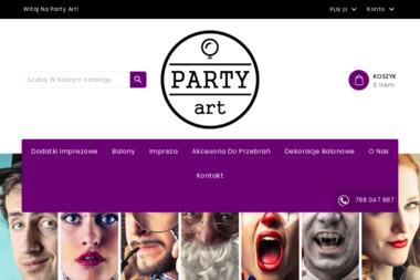 Party Art - Wypożyczalnia strojów Radom