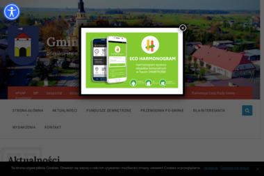 Zakład Gospodarki Komunalnej w Parzęczewie - Utylizacja Gruzu Parzęczew