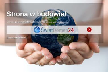 Personalnadieta.pl - Dieta Odchudzaj膮ca Warszawa