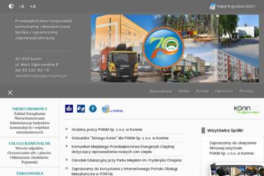 Przedsiębiorstwo Gospodarki Komunalnej i Mieszkaniowej Sp. z o.o. - Odbiór Gruzu Konin