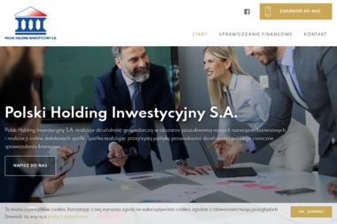 Polski Holding Inwestycyjny S.A. - Venture capital Poznań