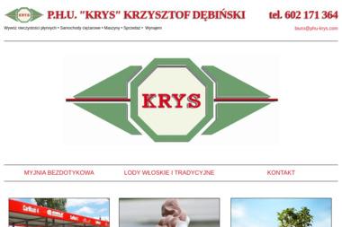 PHU Krys Dębiński Krzysztof - Wywóz Gruzu Marki