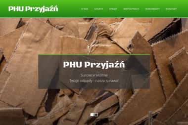 PHU Przyjaźń Bogdan Szczekocki - Odbiór Gruzu Częstochowa