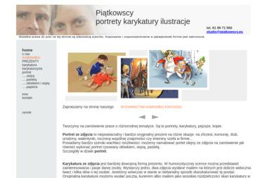 Pracownia Portretowa - Malarstwo artystyczne Borówiec