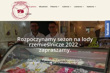 Bąkowski Marian Piekarnia Cukiernia - Gastronomia Rogów Sobócki