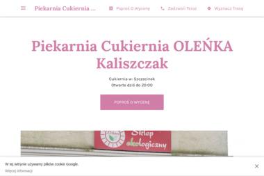 Piekarnia Cukiernia OLEŃKA - Gastronomia Szczecinek