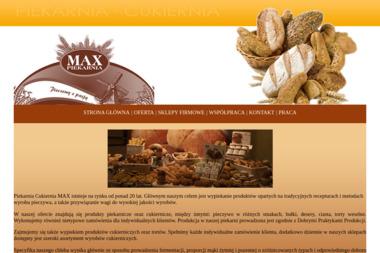 Piekarnia Cukiernia Max - Cukiernia Piekary Śląskie