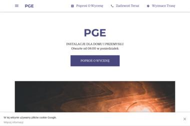 Płońska Grupa Elektrotechniczna - Instalatorstwo Elektryczne Dzierzążnia