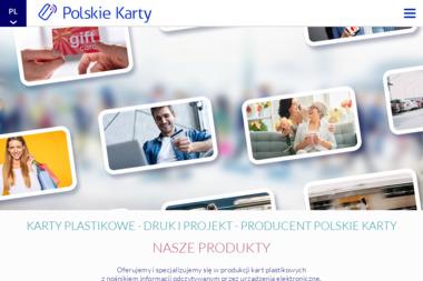 Polskie Karty Sp. z o.o. - Kaszerowanie Kraków