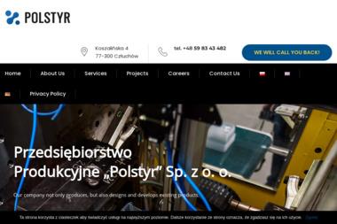 Przedsiębiorstwo Produkcyjne Polstyr Sp. z o.o. - Ekspresy do Kawy Człuchów