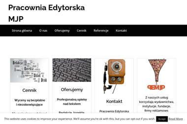 Pracownia Edytorska Magdaleny Pawłowicz - Falcowanie Kraków