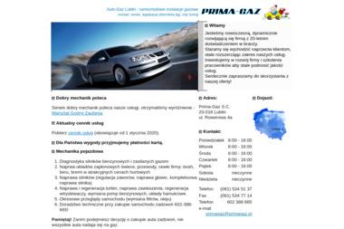 Prima Gaz S.C. - Auto Gaz Lublin