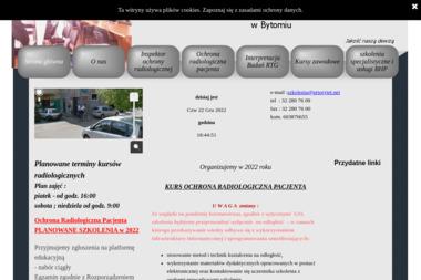 Ośrodek Szkoleniowo Usługowy Priorytet Tulko Włodzimierz - Obsługa Wózka Widłowego Bytom