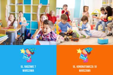 Przedszkole Niepubliczne Bajka - Przedszkole Warszawa