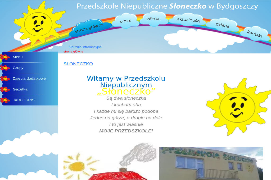 Przedszkole Niepubliczne Słoneczko - Przedszkole Bydgoszcz