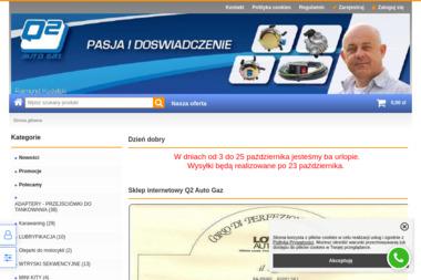 Q2 Autogaz - Montaż Instalacji LPG Piaseczno