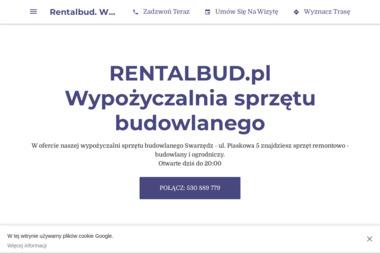 Rentalbud Wypożyczalnia Sprzętu i Narzędzi Remonotowo-Budowlanego i Ogrodowego - Zagęszczarki nowe Swarzędz