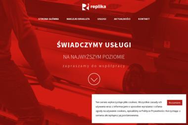 Replika Kopiowanie Dokumentacji - Zakład Introligatorski Bydgoszcz