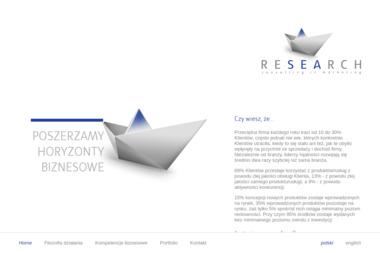 Zbigniew Grzelczyk Research Consulting In Marketing - Firma audytorska Łask
